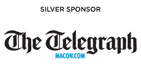Silver Sponsor - The Macon Telegraph